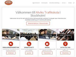 alvikstrafikskola.se