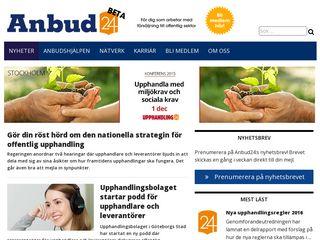 anbud24.se