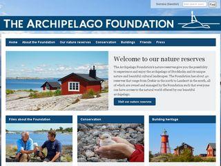 archipelagofoundation.se