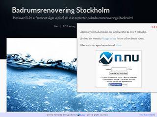badrumsrenoveringstockholm.n.nu