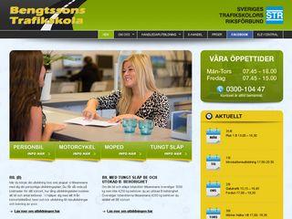 bengtssonstrafikskola.se