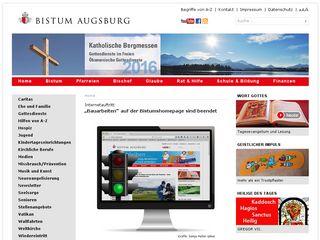 bistum-augsburg.de