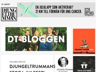 blogg.djungeltrumman.se