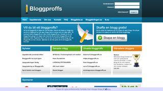 bloggproffs.se