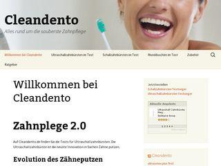 cleandento.de