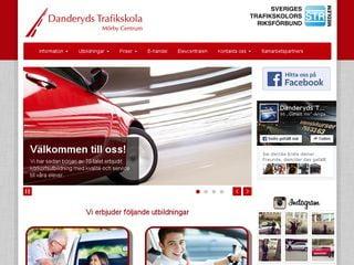 danderydstrafikskola.se