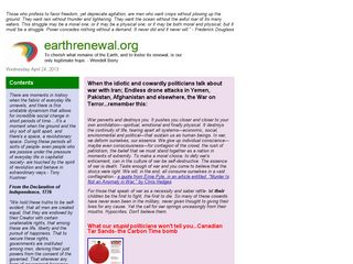 earthrenewal.org