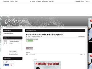 elgolfvagnar.bloggplatsen.se