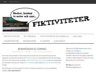 fiktiviteter.se