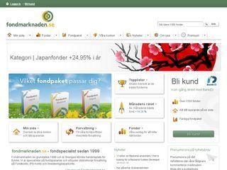 fondmarknaden.se