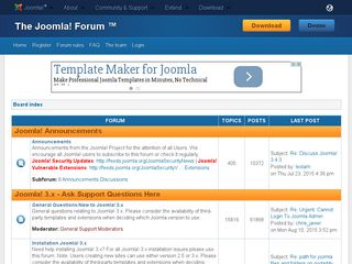 forum.joomla.org