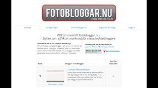 fotobloggar.nu