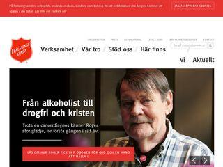 fralsningsarmen.se