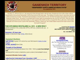 ganienkeh.net