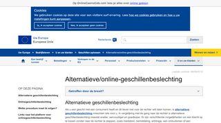 geschilonline.nl
