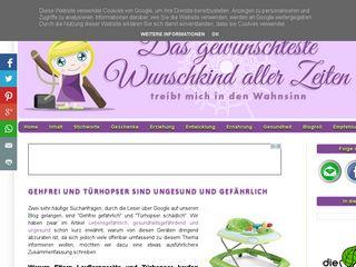 gewuenschtestes-wunschkind.de | Domainstats.io
