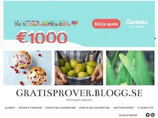 gratisprover.blogg.se