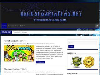 hacksforplayers.net