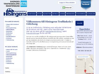 hisingenstrafikskola.se