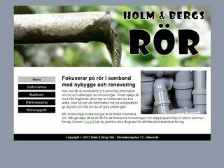 holmbergsror.se
