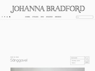 johannabradford.se