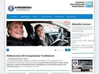 kungsbackatrafikskola.se