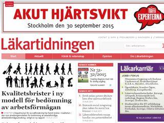 lakartidningen.se