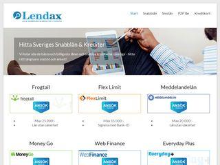lendax.se