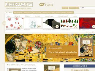 liederprojekt.org