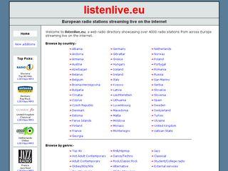 listenlive.eu