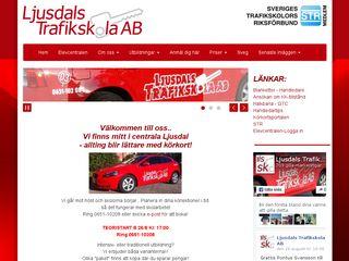 ljusdalstrafikskola.se