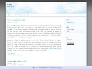 lulea.bloggproffs.se