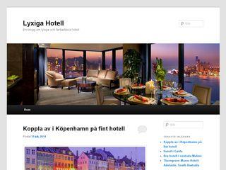 lyxiga-hotell.se