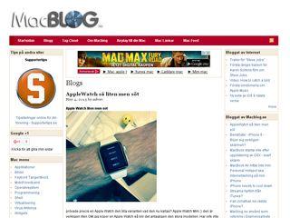 macblog.se