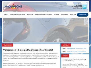 magnusons.se