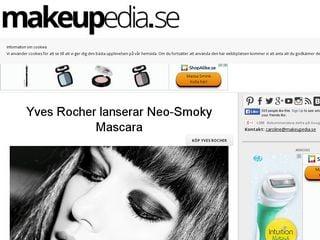makeupedia.se