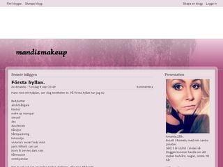 mandismakeup.bloggplatsen.se