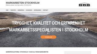 markarbetenstockholm.nu