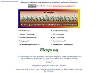 maulkorbzwang.de