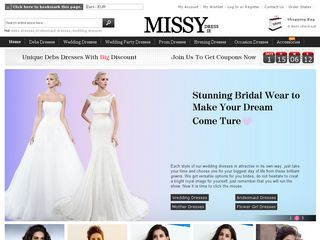 missydress.ie