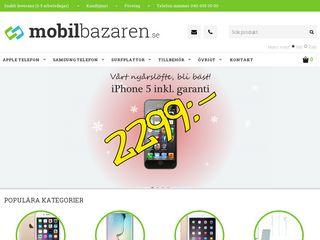 mobilbazaren.se