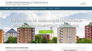 ombildningskonsultstockholm.se