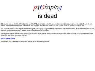 patshaping.de