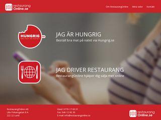 restaurangonline.se