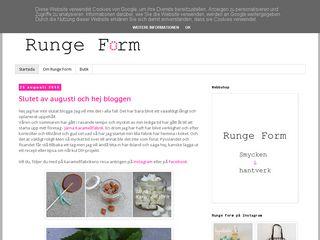 rungeform.se