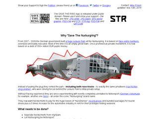 savethering.org