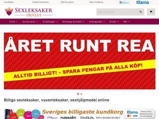 sexleksakeroutlet.se