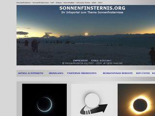 sonnenfinsternis.org