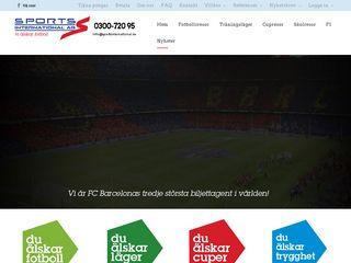 sportsinternational.se