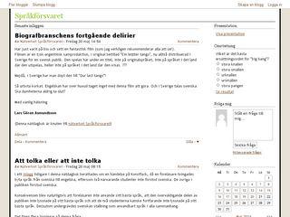 sprakforsvaret.bloggagratis.se